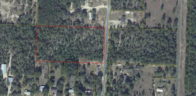 5 acres Joe Anderson Road, Defuniak Springs, FL 32433 (MLS #878644) :: Coastal Lifestyle Realty Group