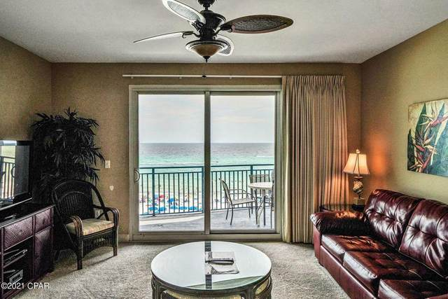 16701 Front Beach Road Unit 405, Panama City Beach, FL 32413 (MLS #878646) :: The Ryan Group