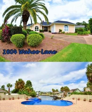 1604 Wahoo Lane, Panama City Beach, FL 32408 (MLS #878763) :: The Ryan Group