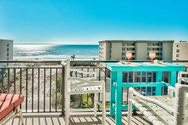 770 Sundial Court #711, Fort Walton Beach, FL 32548 (MLS #878788) :: The Ryan Group
