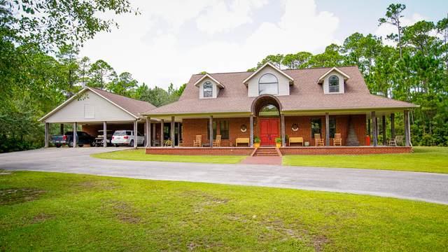 6850 Gordon Evans Road, Navarre, FL 32566 (MLS #878908) :: Counts Real Estate Group