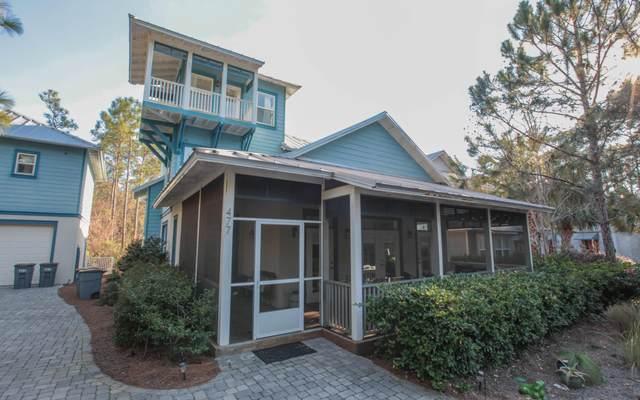 477 Wood Beach Drive, Santa Rosa Beach, FL 32459 (MLS #878939) :: The Beach Group