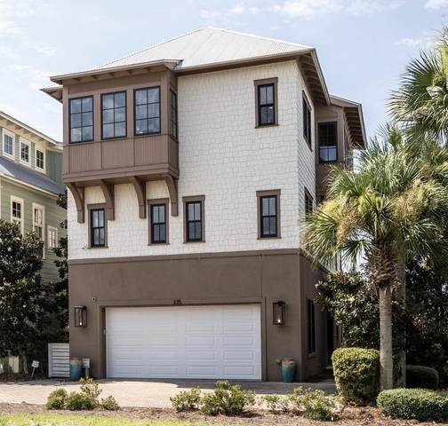 335 Cypress Drive, Santa Rosa Beach, FL 32459 (MLS #878951) :: Rosemary Beach Realty