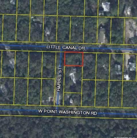 Lot 2 Little Canal Drive, Santa Rosa Beach, FL 32459 (MLS #879060) :: Keller Williams Realty Emerald Coast