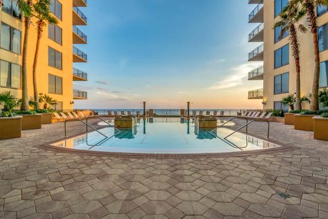 15100 Front Beach Road Unit 411, Panama City Beach, FL 32413 (MLS #879150) :: The Beach Group