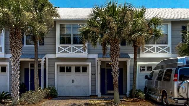 68 Bald Eagle Court Unit 7-E, Santa Rosa Beach, FL 32459 (MLS #879155) :: Counts Real Estate Group
