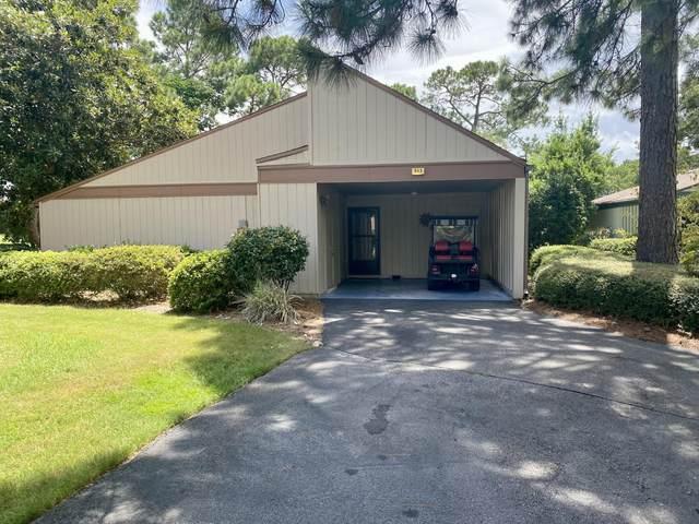 553 Augusta Drive Unit 11602, Miramar Beach, FL 32550 (MLS #879238) :: Coastal Luxury