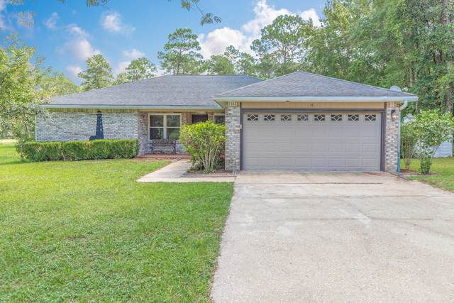114 Golf Course Drive, Crestview, FL 32536 (MLS #879242) :: Engel & Voelkers - 30A Beaches