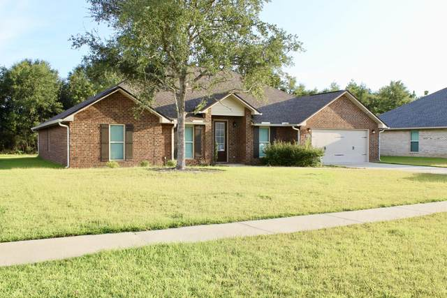 4727 Chanson Crossing, Crestview, FL 32539 (MLS #879340) :: RE/MAX By The Sea