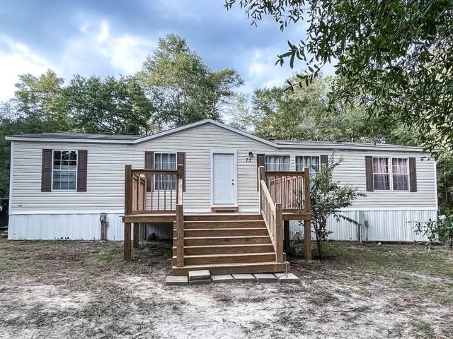 73 E Bach Drive, Defuniak Springs, FL 32433 (MLS #879344) :: Keller Williams Realty Emerald Coast