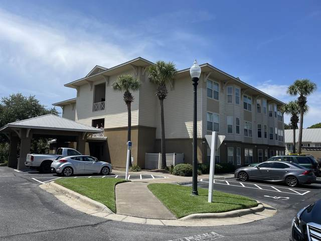 251 Mattie M Kelly Boulevard #105, Destin, FL 32541 (MLS #879357) :: Counts Real Estate Group