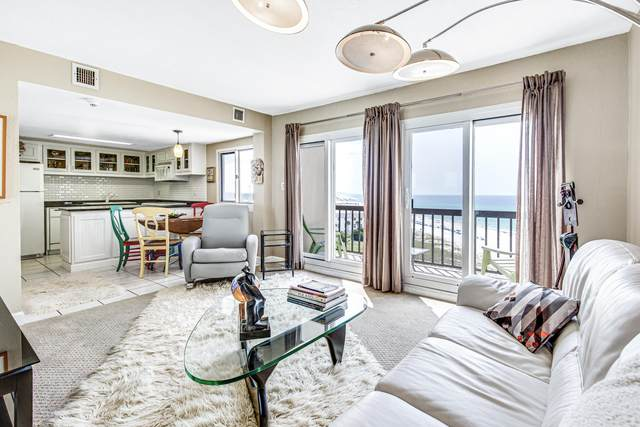 23223 Front Beach Road # 711, Panama City Beach, FL 32413 (MLS #879358) :: Berkshire Hathaway HomeServices PenFed Realty