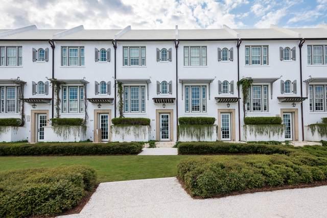 122 N Somerset Street P5, Alys Beach, FL 32461 (MLS #879370) :: Corcoran Reverie
