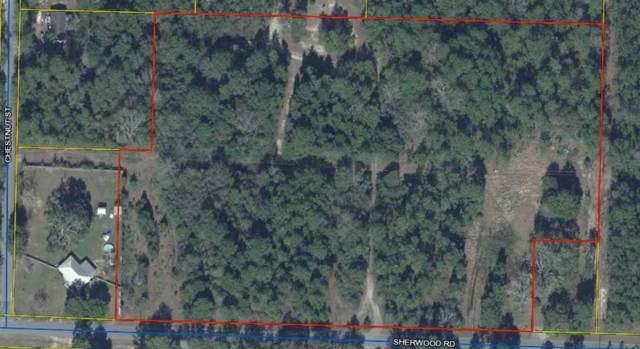 7+ Acres Sherwood Road, Defuniak Springs, FL 32433 (MLS #879371) :: Scenic Sotheby's International Realty