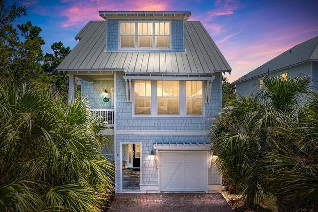 45 W Grande Pointe Drive, Inlet Beach, FL 32461 (MLS #879479) :: Counts Real Estate Group