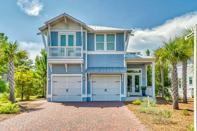 68 Prominence Square, Inlet Beach, FL 32461 (MLS #879491) :: RE/MAX By The Sea