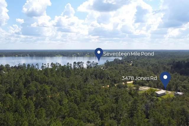 3478 Jones Road, Marianna, FL 32448 (MLS #879494) :: The Premier Property Group