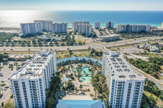 4207 Indian Bayou Trail Unit 2803, Destin, FL 32541 (MLS #879515) :: Berkshire Hathaway HomeServices Beach Properties of Florida