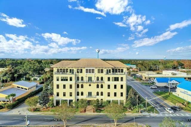 543 Harbor Boulevard Ste 303, Destin, FL 32541 (MLS #879519) :: Emerald Life Realty
