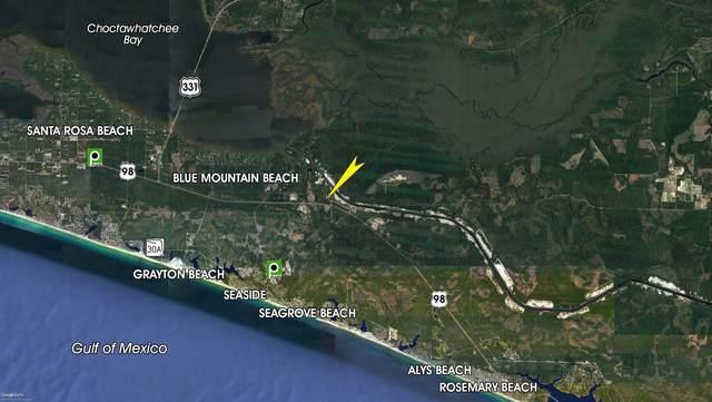 .93AcreVMU E Us Hwy 98, Santa Rosa Beach, FL 32459 (MLS #879544) :: Linda Miller Real Estate
