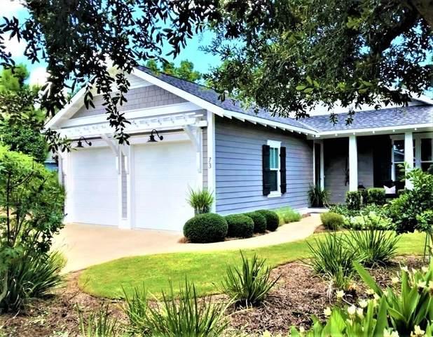 73 Somersault Lane, Inlet Beach, FL 32461 (MLS #879573) :: Berkshire Hathaway HomeServices Beach Properties of Florida