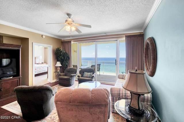 9450 S Thomas Drive Unit 1401A, Panama City Beach, FL 32408 (MLS #879576) :: The Premier Property Group