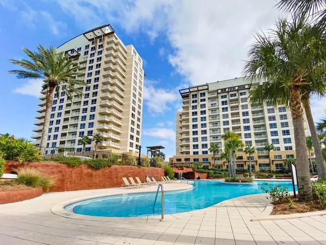 5002 Sandestin South Boulevard Unit 7027, Miramar Beach, FL 32550 (MLS #879589) :: The Ryan Group
