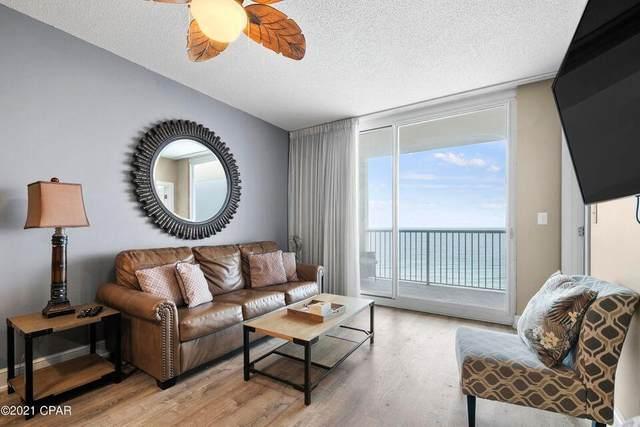 10811 Front Beach Road Unit 1406, Panama City Beach, FL 32407 (MLS #879629) :: Scenic Sotheby's International Realty