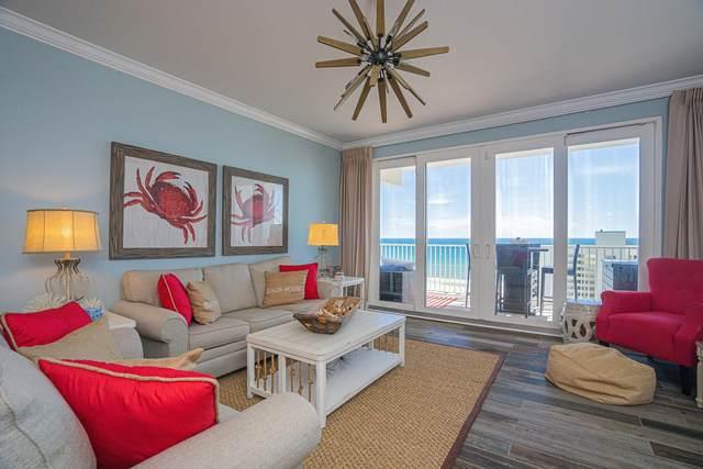 9902 S Thomas Drive Unit 1207, Panama City Beach, FL 32408 (MLS #879793) :: The Premier Property Group