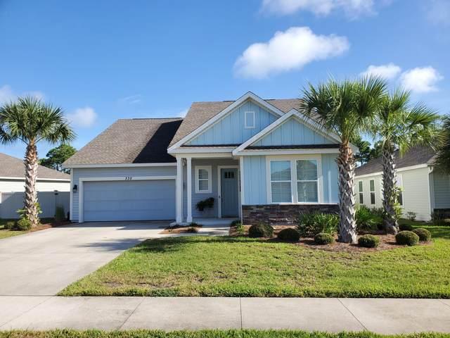 332 Blue Sage Road, Panama City Beach, FL 32413 (MLS #879811) :: Keller Williams Realty Emerald Coast
