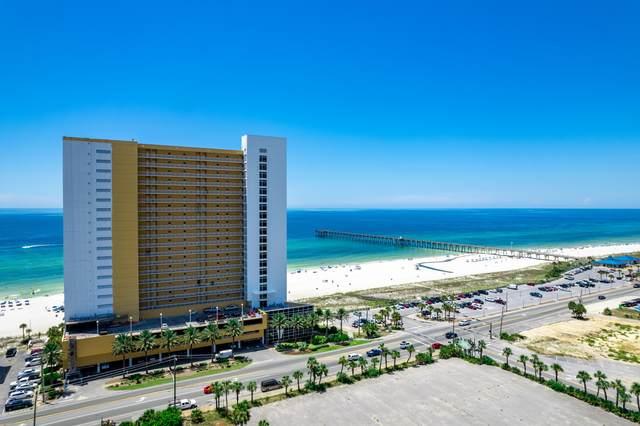 12011 Front Beach Road #1703, Panama City Beach, FL 32407 (MLS #879840) :: Anchor Realty Florida