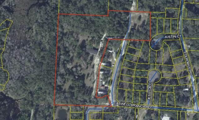 197 Caswell Branch Road, Freeport, FL 32439 (MLS #879842) :: Hammock Bay