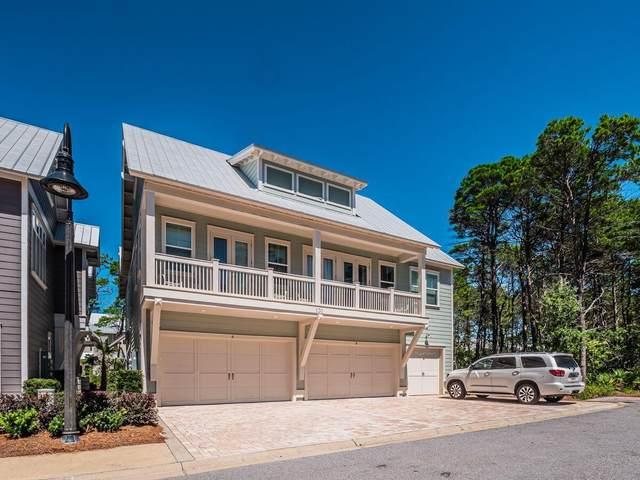 131 E Milestone Drive Unit A, Inlet Beach, FL 32461 (MLS #879846) :: Briar Patch Realty