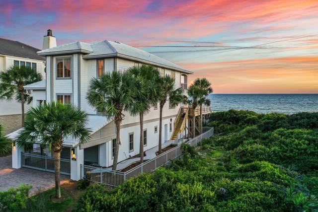 131 Paradise By The Sea, Inlet Beach, FL 32461 (MLS #879913) :: Coastal Luxury