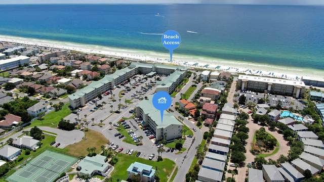 2606 Scenic Gulf Drive #4410, Miramar Beach, FL 32550 (MLS #879969) :: Berkshire Hathaway HomeServices Beach Properties of Florida