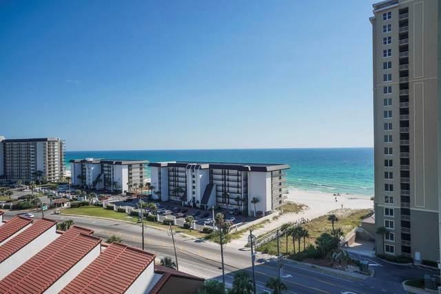 11800 Front Beach Road Unit 2-408, Panama City Beach, FL 32407 (MLS #880003) :: Coastal Luxury