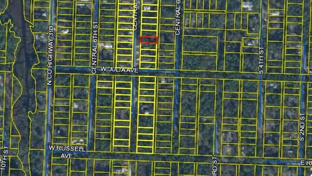 Lot 17 Central 7th Street, Santa Rosa Beach, FL 32459 (MLS #880027) :: Classic Luxury Real Estate, LLC