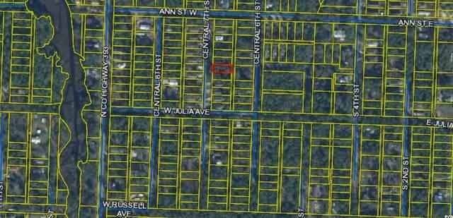 Lot 18 Central 7th Street, Santa Rosa Beach, FL 32459 (MLS #880028) :: Berkshire Hathaway HomeServices Beach Properties of Florida