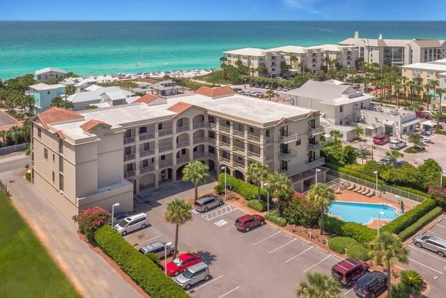 4368 W County Highway 30-A #307, Santa Rosa Beach, FL 32459 (MLS #880060) :: Scenic Sotheby's International Realty