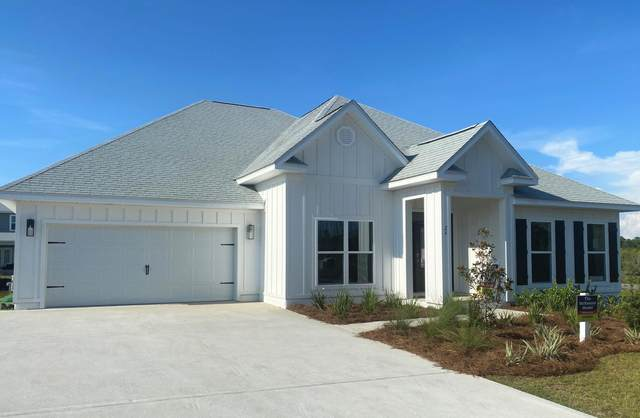 48 Palmer Lane Lot 18, Santa Rosa Beach, FL 32459 (MLS #880118) :: Beachside Luxury Realty