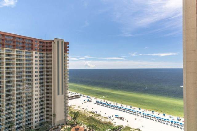 9900 S Thomas Drive Unit 2125, Panama City, FL 32408 (MLS #880122) :: Blue Swell Realty