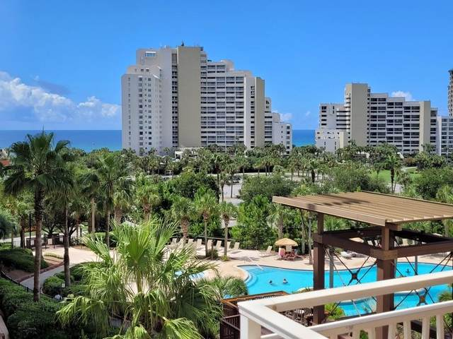 5000 S Sandestin South Boulevard 6401/6403, Miramar Beach, FL 32550 (MLS #880180) :: The Ryan Group