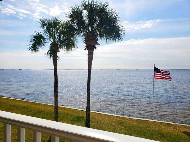 101 Old Ferry Road 24D, Shalimar, FL 32579 (MLS #880213) :: The Beach Group
