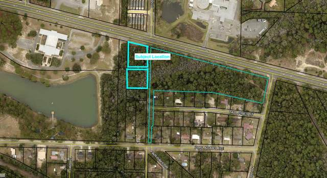 TBD E Hwy 90, Crestview, FL 32539 (MLS #880291) :: Classic Luxury Real Estate, LLC