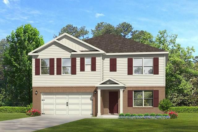 3250 Chappelwoood Drive, Crestview, FL 32539 (MLS #880320) :: Scenic Sotheby's International Realty