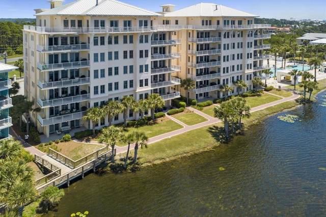 116 Carillon Market Street #202, Panama City Beach, FL 32413 (MLS #880358) :: Anchor Realty Florida