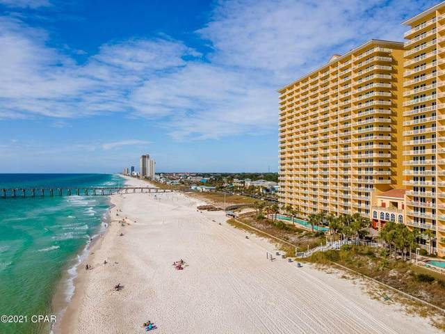 15817 Front Beach Road # 1001, Panama City Beach, FL 32413 (MLS #880361) :: Counts Real Estate Group