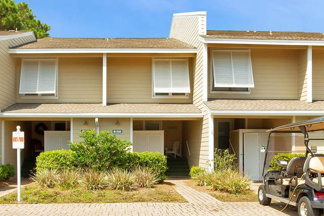 616 Bayou Drive #616, Miramar Beach, FL 32550 (MLS #880500) :: Beachside Luxury Realty
