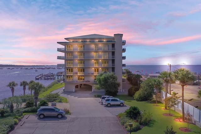 5 Calhoun Avenue Unit 702, Destin, FL 32541 (MLS #880513) :: The Premier Property Group