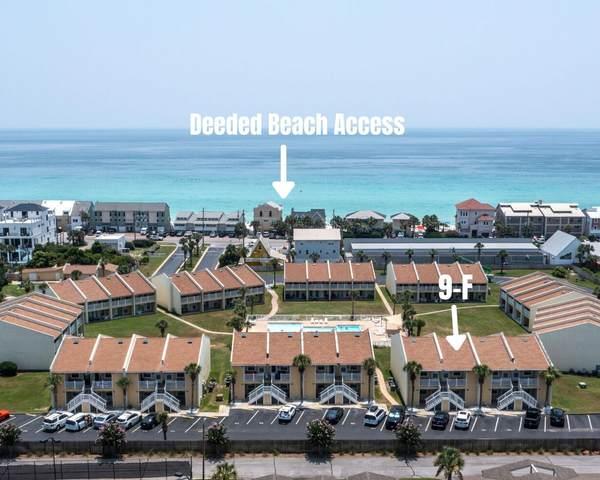 1630 Scenic Gulf Drive 9F, Miramar Beach, FL 32550 (MLS #880564) :: 30A Escapes Realty